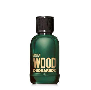 Dsquared2 Green Wood Pour Homme woda toaletowa spray (50 ml)