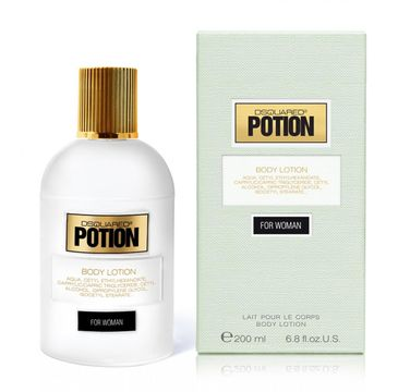 Dsquared2 Potion for Women balsam do ciała 200ml