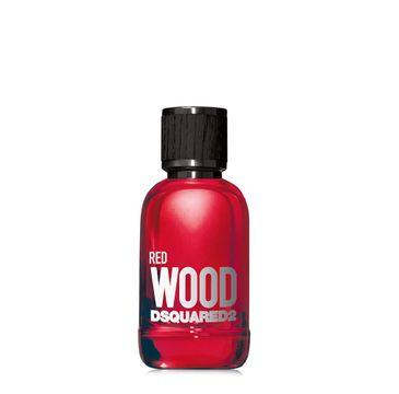 Dsquared2 – Red Wood Pour Femme woda toaletowa spray (30 ml)