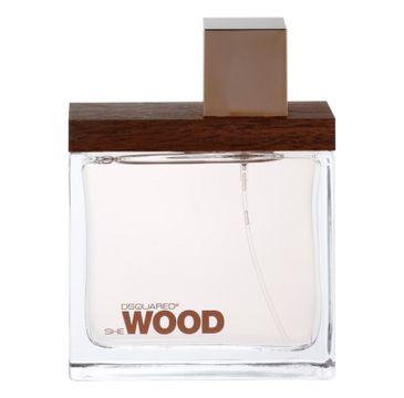 Dsquared She Wood woda perfumowana spray 100 ml