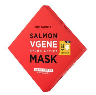 Duft & Doft Salmon Vgene Hydro Active Mask hydro - aktywna maska 5x38ml