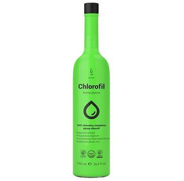Duolife Chlorofil forma płynna suplement diety 750ml