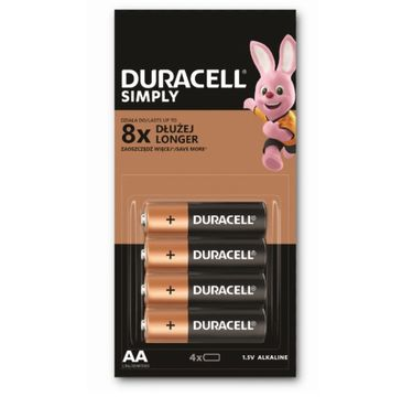 Duracell Simply AA (1 op.)