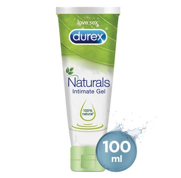 Durex Naturals Pure żel intymny 100% naturalny (100 ml)