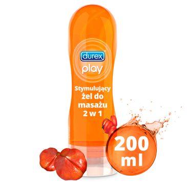 Durex żel intymny pobudzający z guaraną 200 ml