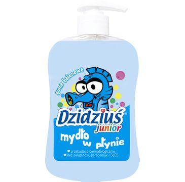 Dzidziuś mydło w płynie dla dzieci o zapachu gumy balonowej 300 ml