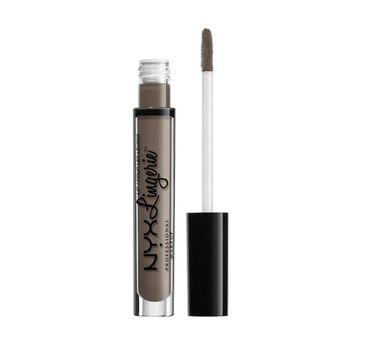 NYX Professional MakeUp Lingerie Liquid Lipstick matowa pomadka w płynie 13 Scandalous 4ml