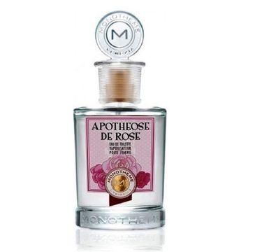 Monotheme – Apotheose De Rose woda toaletowa spray (100 ml)