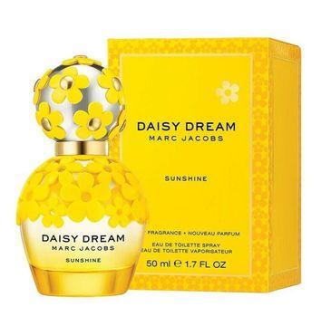 Marc Jacobs Daisy Dream Sunshine – woda toaletowa spray (50 ml)