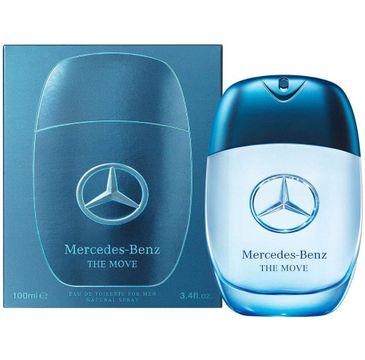 Mercedes-Benz The Move For Men – woda toaletowa spray (100 ml)