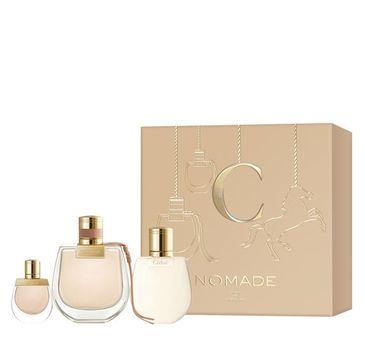 Chloe Nomade zestaw woda perfumowana spray 75ml + balsam do ciała 100ml + miniatura wody perfumowanej 5ml