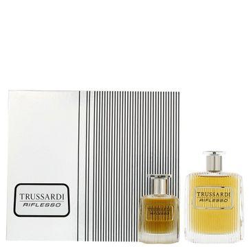 Trussardi – Riflesso zestaw woda toaletowa spray 100ml + woda toaletowa spray 30ml (1 szt.)