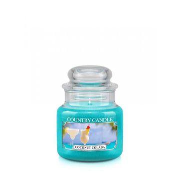Country Candle – świeca zapachowa Coconut Colada (104 g)
