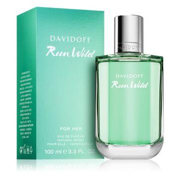 Davidoff Run Wild For Her woda perfumowana spray 100ml