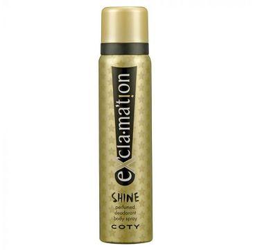 Exclamation Shine dezodorant spray 150ml