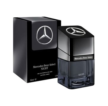 Mercedes-Benz – Select Night woda perfumowana spray (50 ml)