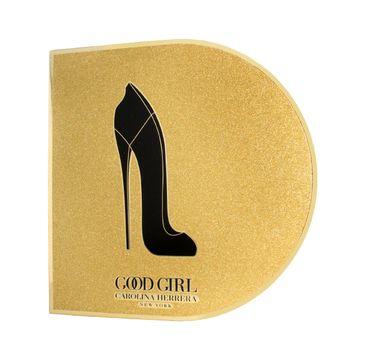 Carolina Herrera - zestaw prezentowy Good Girl woda perfumowana 80 ml + woda perfumowana 7 ml + olejek 100 ml