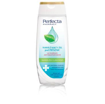 Perfecta – Nawilżający żel pod prysznic ze środkiem antybakteryjnym (250 ml)