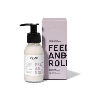 Veoli Botanica Feed And Roll Mask – maseczka gommage z efektem rozświetlającym (90 ml)