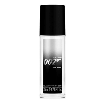 James Bond 007 Pour Homme (dezodorant spray szkło 75 ml)