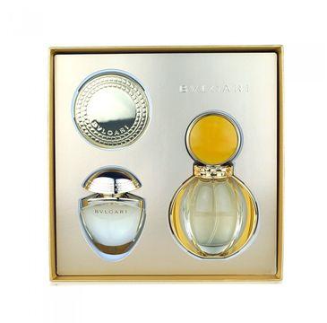 Bvlgari Goldea – zestaw woda perfumowana spray (50 ml) + woda perfumowana (25 ml) + lusterko