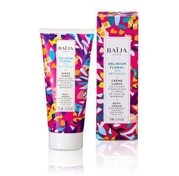 Baija  Body Cream krem do ciała Delirium Floral (75 ml)