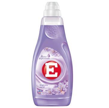 E skoncentrowany płyn do zmiękczania tkanin magiczny ogród (2 l)