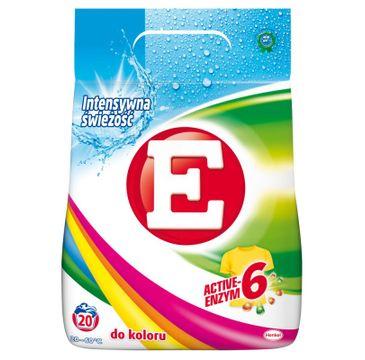 E Proszek do prania kolorowych tkanin (1.3 kg)