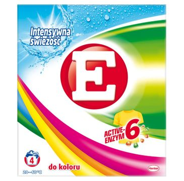 E Proszek do prania kolorowych tkanin (260 g)