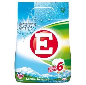 E Proszek do prania białych tkanin (1.3 kg )