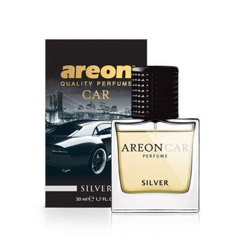 Areon Car Perfume Glass – perfumy do samochodu Silver (50 ml)