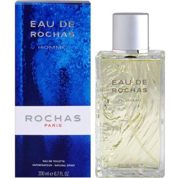 Rochas –  Eau De Rochas Homme woda toaletowa spray (200 ml)