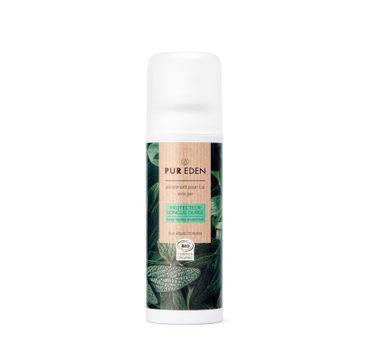 Pur Eden – Naturalny dezodorant w sprayu dla mężczyzn Protection (100 ml)