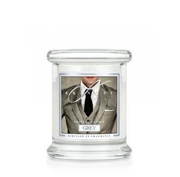 Kringle Candle – świeca zapachowa Grey (128 g)