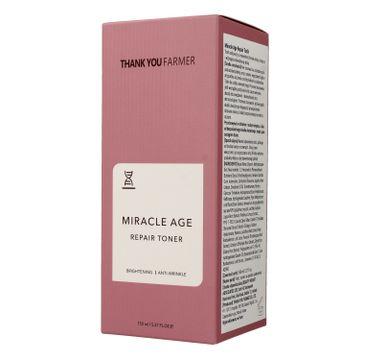 Thank You Farmer True Miracle Age – tonik do twarzy anti-age (150 ml)