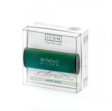 Millefiori Car Icon (zapach samochodowy Classic White Musk 1 szt.)
