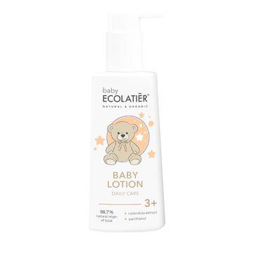 Ecolatier Baby Balsam do ciała codzienna pielęgnacja 3+ (150 ml)