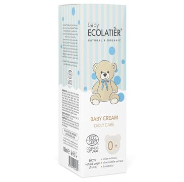 Ecolatier Baby krem dla niemowląt Daily Care 0+ (100 ml)