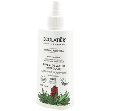 Ecolatier Organic Aloe Vera Hydrolat do twarzy - cera wrażliwa (150 ml)