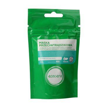 Ecocera maska przeciwtrądzikowa z kwasem salicylowym, srebrem i miedzią koloidalną 50 g