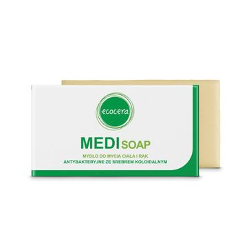 Ecocera Medi Soap mydło antybakteryjne w kostce (100 g)
