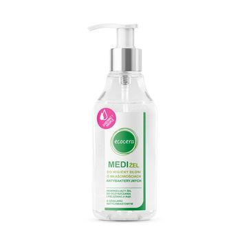 Ecocera Medi Żel do higieny dłoni o właściwościach antybakteryjnych (200 ml)