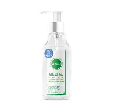 Ecocera Medi Żel do mycia dłoni o właściwościowych antybakteryjnych 200 ml