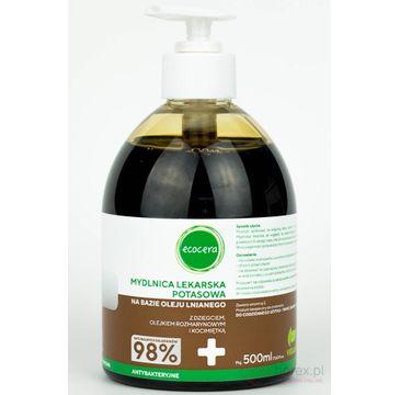 Ecocera mydło medyczne dziegciem 500 ml