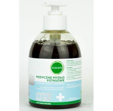 Ecocera mydło medyczne z aloesem 300 ml