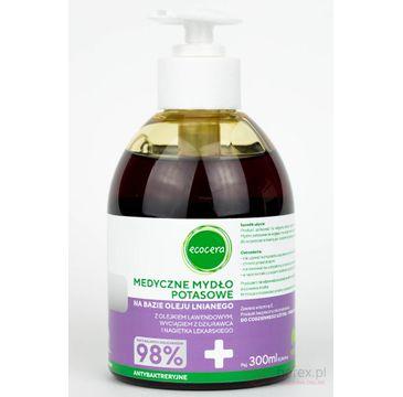 Ecocera mydło medyczne z olejkiem lawendowym 300 ml