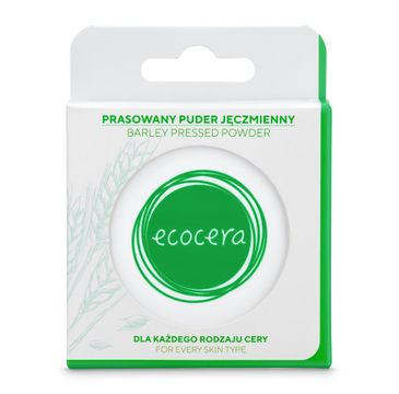 Ecocera puder jęczmienny (prasowany 10 g)