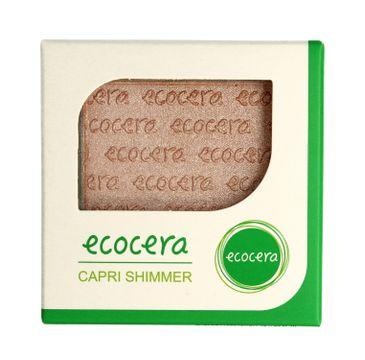 Ecocera puder rozświetlający Capri 10 g