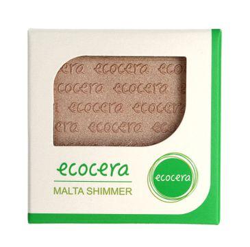 Ecocera puder rozświetlający Malta 10 g