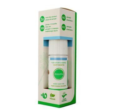Ecocera suchy szampon do każdego rodzaju włosów (15 g)